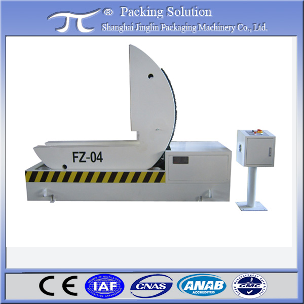 Customized turnover machine