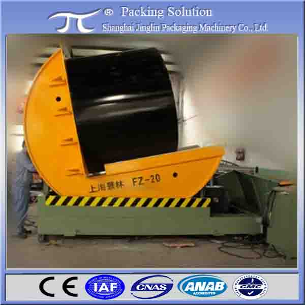 Excellent Steel coil turnover machines packaging engineering ...