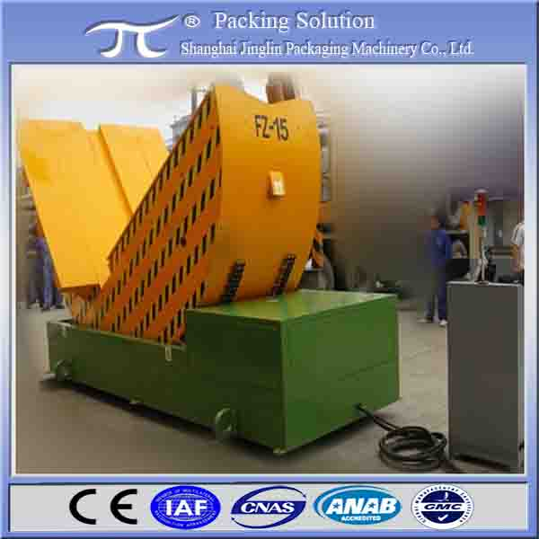 automatic Steel coil tilter