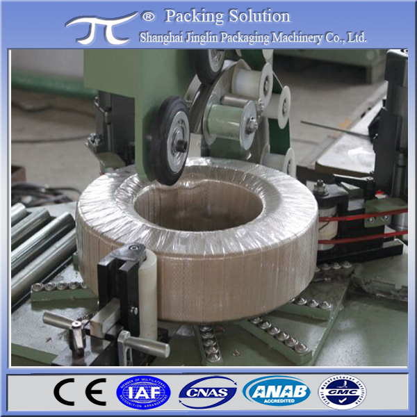 horizontal bearing packaging machine