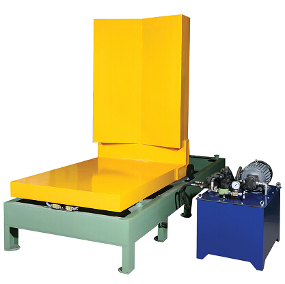 hydraulic coil tilter