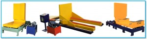 hydraulic coil tilters