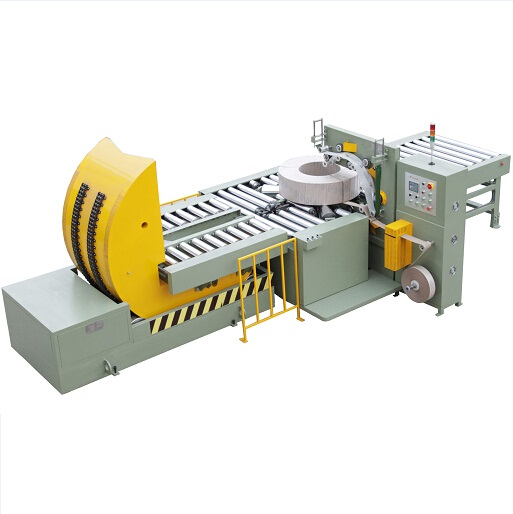 large tapered bearing packing line