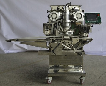 Automatic-Encrusting-Machine
